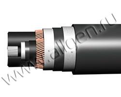 Силовой кабель марки АПвБП