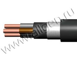 Силовой кабель марки АПвБШп