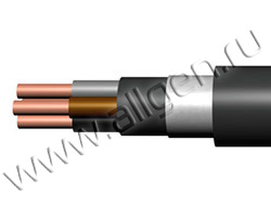 Силовой кабель марки АПвБШв