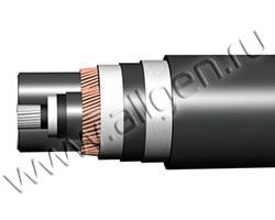 Силовой кабель марки АПвБВ