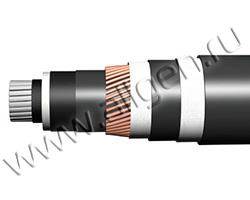 Силовой кабель марки АПвБВнг(А)-ХЛ