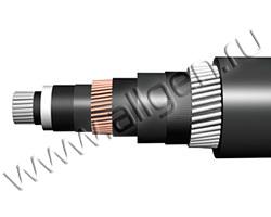 Силовой кабель марки АПвКаП