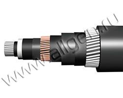 Силовой кабель марки АПвКаВ