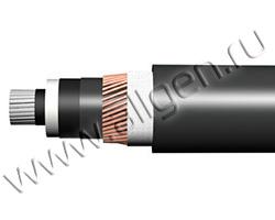 Силовой кабель марки АПвП