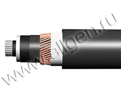 Силовой кабель марки АПвПу
