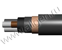 Силовой кабель марки АВБбШнг(А)-LS