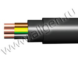 Силовой кабель марки АВБШвнг(А)-ХЛ