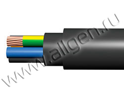 Силовой кабель марки АВБШвнг(А)-LSLTx