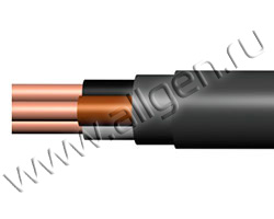 Силовой кабель марки АВВГ