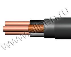 Силовой кабель марки АВВГЭ
