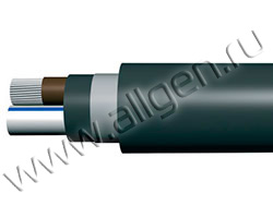 Силовой кабель марки КГлВБШвнг(А)-FRLS