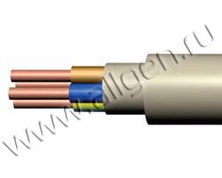 Силовой кабель марки NYM-J