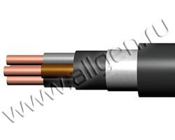 Силовой кабель марки ПвБШп