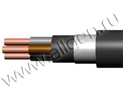 Силовой кабель марки ПвБШв