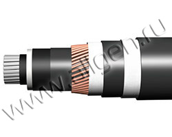 Силовой кабель марки ПвБВнг(А)-ХЛ