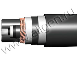 Силовой кабель марки ПвБВнг(В)-LS
