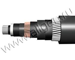 Силовой кабель марки ПвКаП