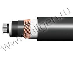 Силовой кабель марки ПвПуг