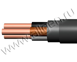 Силовой кабель марки ПвВГЭ