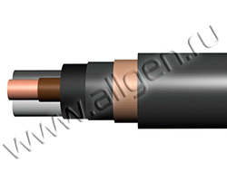 Силовой кабель марки ВБбШнг(А)-ХЛ