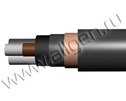 Силовой кабель марки ВБбШнг(А)-LS