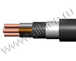 Силовой кабель марки ВБШв