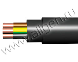 Силовой кабель марки ВБШвнг(А)-ХЛ