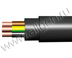 Силовой кабель марки ВВГЭнг