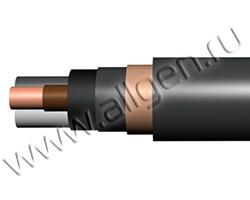 Силовой кабель марки ВВГнг(А)-ХЛ