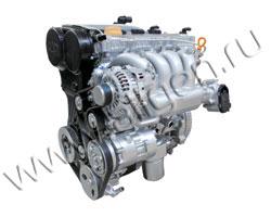 Дизельный двигатель AKSA A6CRX65TI мощностью 120 кВт