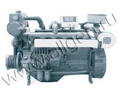 Дизельный двигатель Allis K4100ZD мощностью 51 кВт