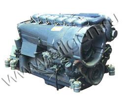 Дизельный двигатель Beinei Deutz BF6L913D мощностью 74 кВт