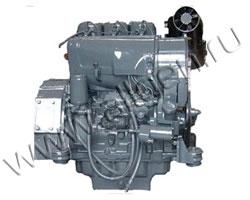 Дизельный двигатель Beinei Deutz F3L912D мощностью 26 кВт