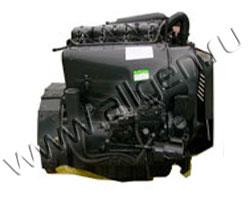 Дизельный двигатель Beinei Deutz F4L912D мощностью 35 кВт