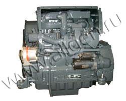 Дизельный двигатель Beinei Deutz F4L913D мощностью 34 кВт