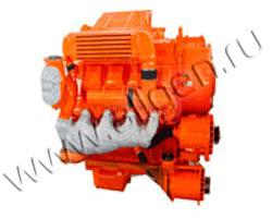 Дизельный двигатель Beinei Deutz F8L413F мощностью 118 кВт