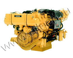 Дизельный двигатель Caterpillar 3412C мощностью 648 кВт