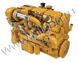 Дизельный двигатель Caterpillar C-18 ATAAC мощностью 535 кВт