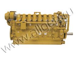 Дизельный двигатель Caterpillar C175-16 мощностью 2500 кВт