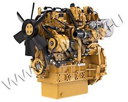 Дизельный двигатель Caterpillar C2.2 мощностью 50 кВт