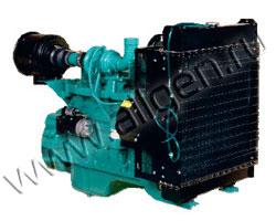 Дизельный двигатель Cummins China 6BTA5.9G2 мощностью 116 кВт