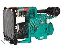 Дизельный двигатель Cummins China 6BTAA5.9G2 мощностью 130 кВт