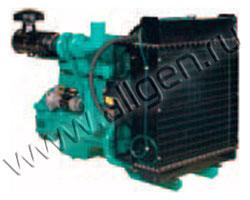 Дизельный двигатель Cummins China 6CTA8.3G1 мощностью 180 кВт