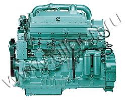 Дизельный двигатель Cummins China KTA19G3 мощностью 448 кВт