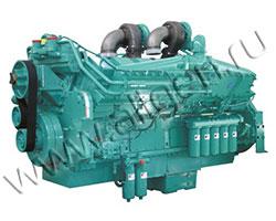 Дизельный двигатель Cummins China KTA50G3 мощностью 1205 кВт