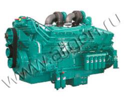 Дизельный двигатель Cummins China KTA50GS8 мощностью 1429 кВт