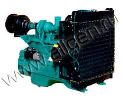 Дизельный двигатель Cummins China MTA11G2A мощностью 246 кВт