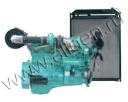 Дизельный двигатель Cummins China NT855GA мощностью 254 кВт