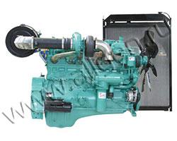 Дизельный двигатель Cummins China NTA855G1A мощностью 291 кВт