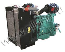 Дизельный двигатель Cummins China QSB7G4 мощностью 180 кВт